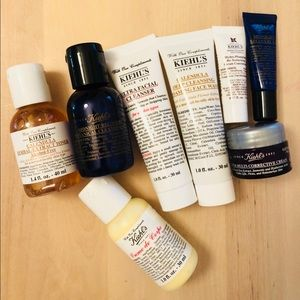 Other - Kiehls Set New Of 8